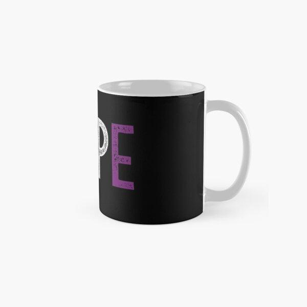 NOPE. ace 1, woodtype Classic Mug