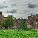 Westwood school old hall. by Brett Trafford