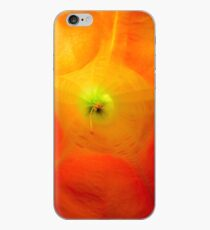 Orange Trompet Flower iPhone Case
