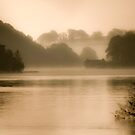 The north end of Rudyard Lake by Brett Trafford