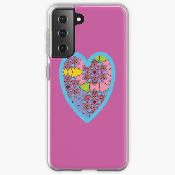 Happy Valentines Day - 1 Samsung Galaxy Soft Case