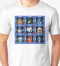 Megaman 3 Boss Select T-Shirt