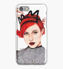 Hayley Williams iPhone Case/Skin