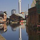 Birmingham skyline by Steve plowman