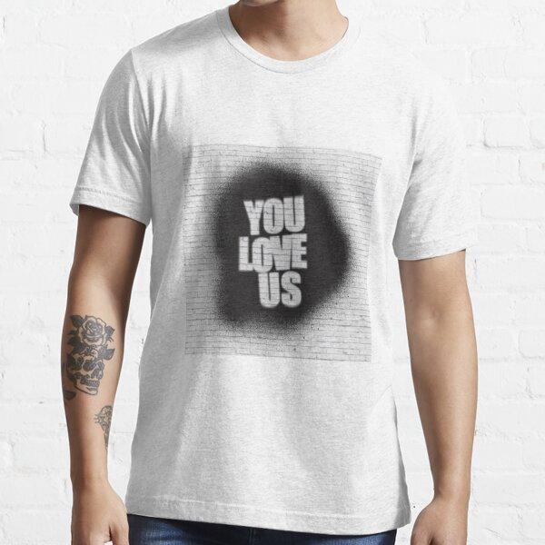Manic Street Preachers - You Love Us graffiti Essential T-Shirt