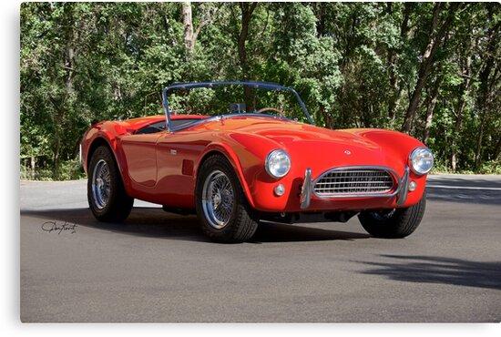1964 AC Cobra 289 II by DaveKoontz