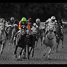 Racing by Jo McGowan