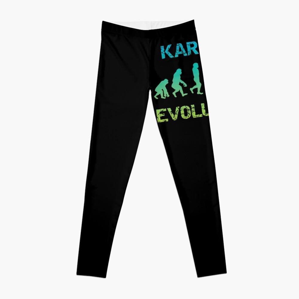 Karate Evolution Kampfsport Leggings
