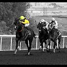 Race Series #10 by Jo McGowan