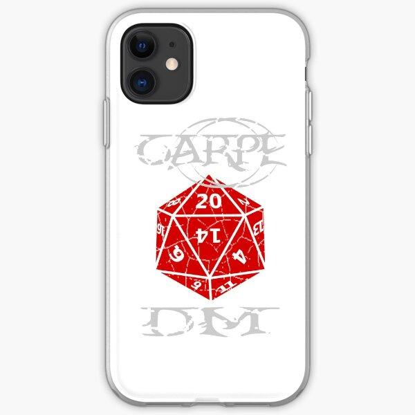 Carpe DM iPhone Soft Case
