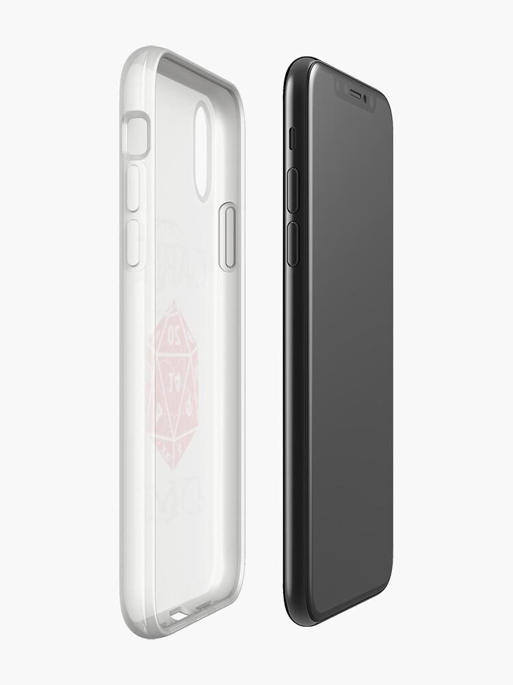 Alternate view of Carpe DM iPhone Case & Cover