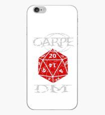 Carpe DM iPhone Case