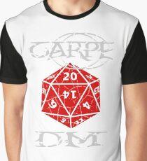Carpe DM Graphic T-Shirt