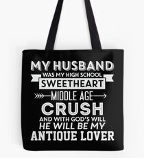 Birthday Gift Idea For Wife Turning 34 Tote Bag