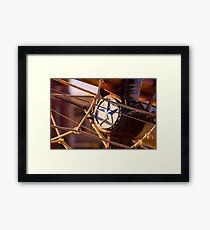Seasoned Mariner Framed Print