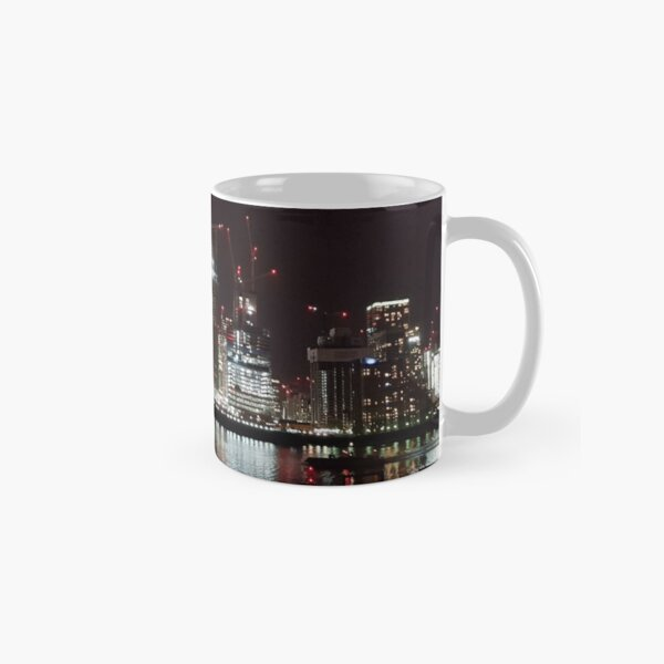 Canary Wharf - London Classic Mug