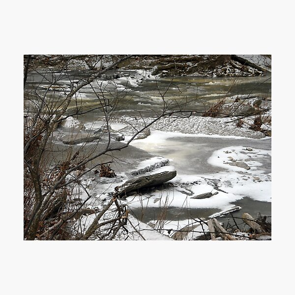 Riverside Photographic Print