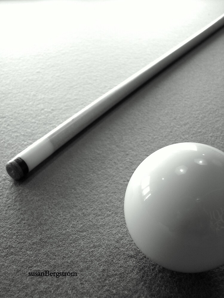 Snooker by Susan  Bergstrom