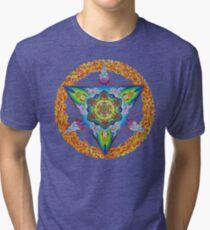 metatron's meru Tri-blend T-Shirt