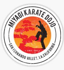 Miyagi Dojo Sticker