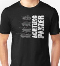 PANZER Slim Fit T-Shirt