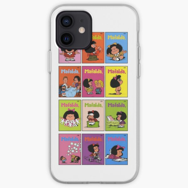 Affiche Mafalda Coque souple iPhone