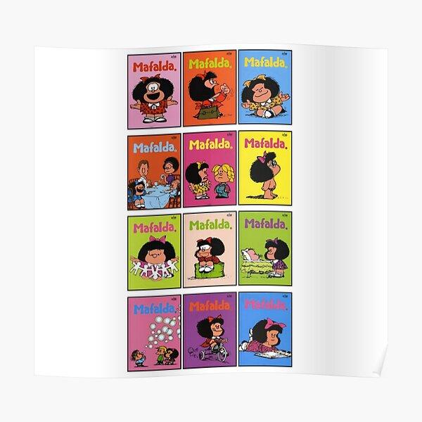 Mafalda poster Póster