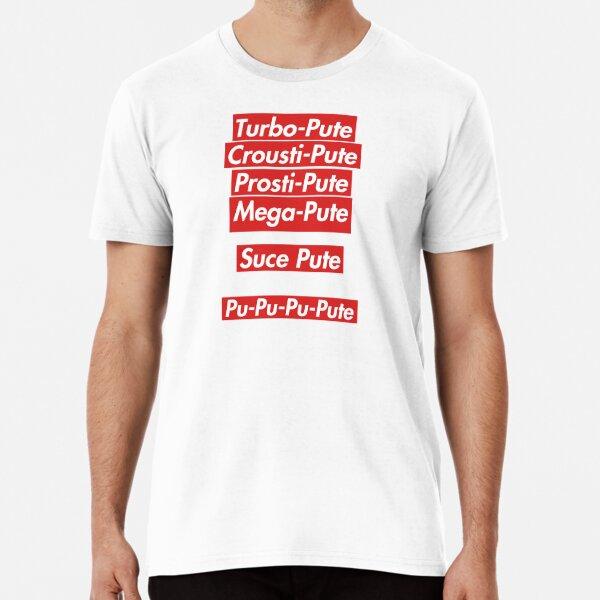 SucePute Alkpote T-shirt premium