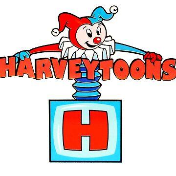 the harveytoons logo by GSunrise
