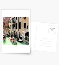 Gondolieri Postcards