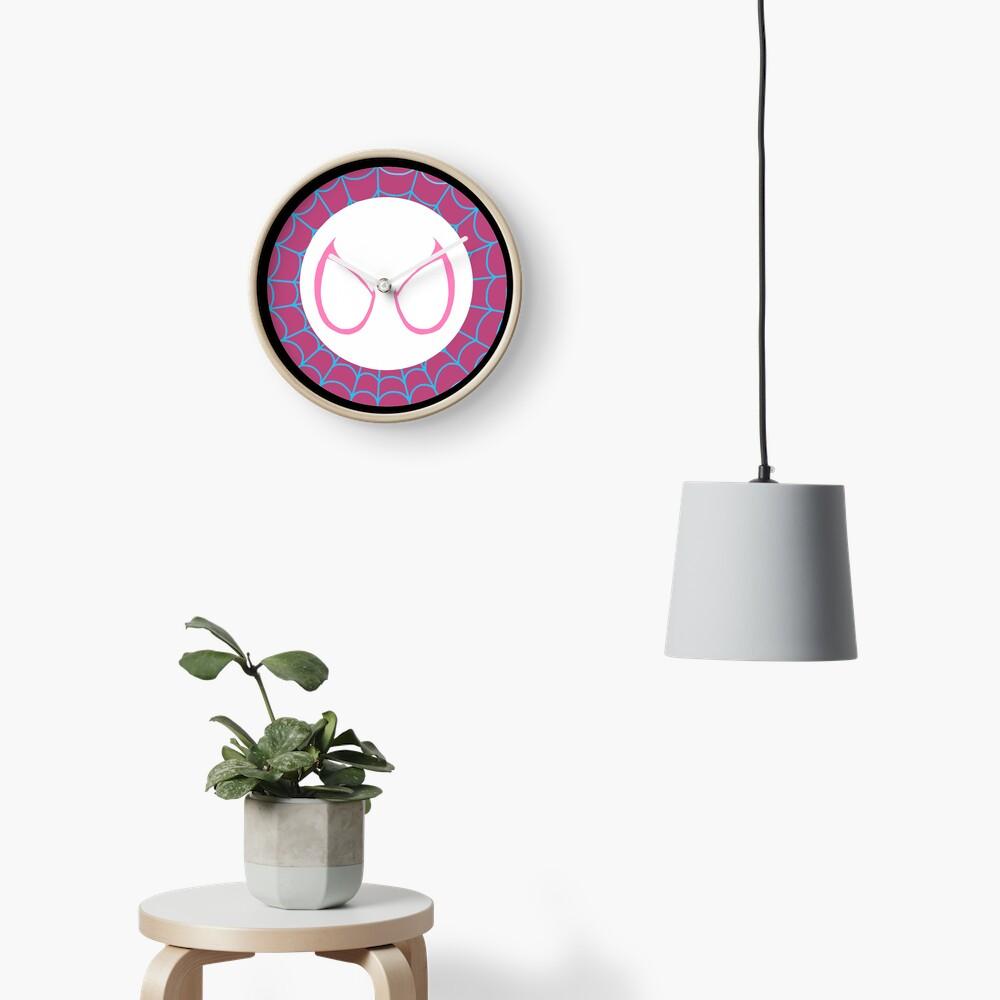 Spider-Gwen Clock