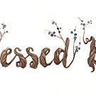 Blessed Be by Tiffany England