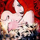 Hot Red Deb by David Atkinson