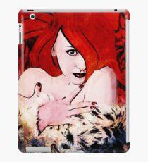 Hot Red Deb iPad Case/Skin
