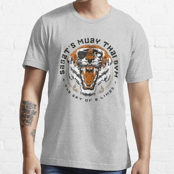Sagat's Muay Thai Gym Essential T-Shirt