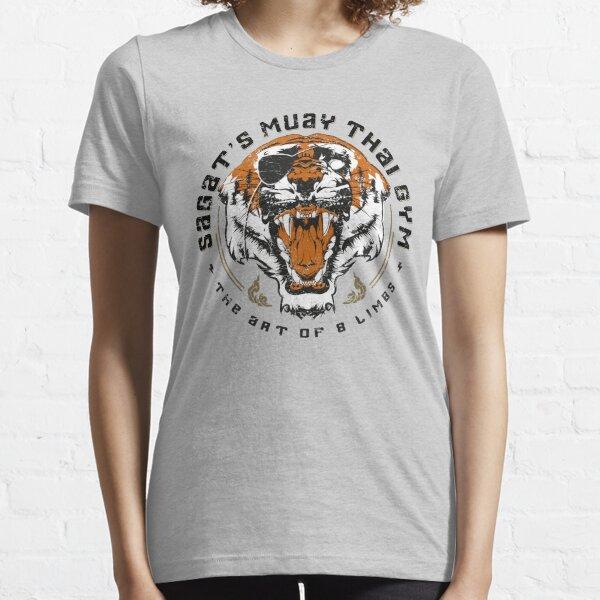 Muay Thai Gym de Sagat T-shirt essentiel
