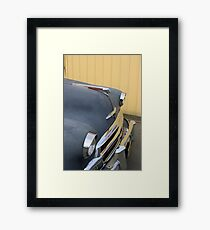 Primer and Yellow Framed Print