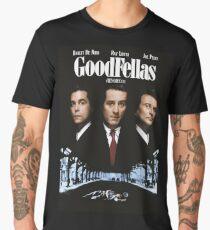 Goodfellas poster Men's Premium T-Shirt