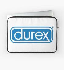 Durex Blue Logo Laptop Sleeve