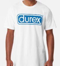 Durex Blue Logo Long T-Shirt