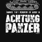 ACHTUNG PANZER - PANZER IV by PANZER212