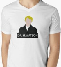 Doctor John Hamish Watson Men's V-Neck T-Shirt