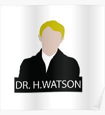 Doctor John Hamish Watson Poster