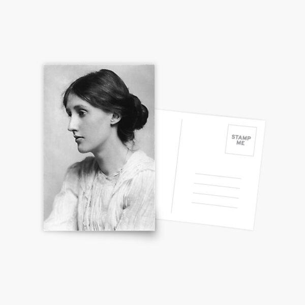 virginia woolf (1902) Postcard