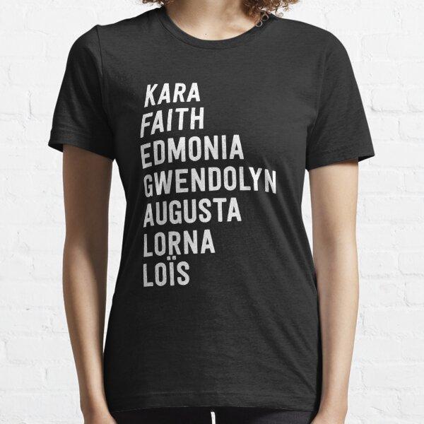 Famous Black Women Artists Feminist Art History  Essential T-Shirt