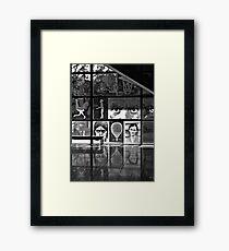 Harry Ransom Center Framed Print