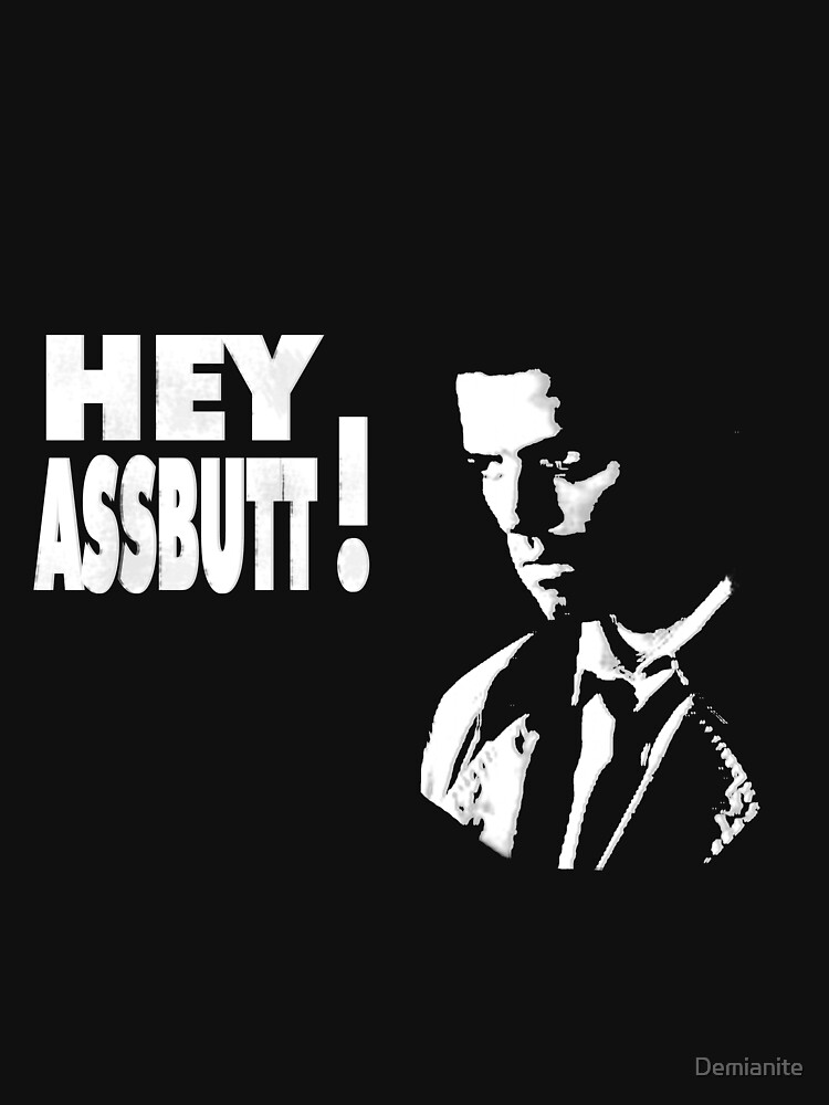 Hey ASSBUTT_supernatural | Women's T-Shirt