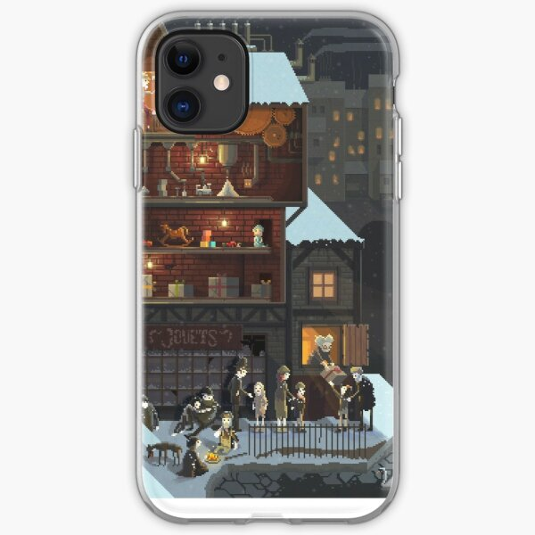 Scene #13: The Toy Maker iPhone Soft Case