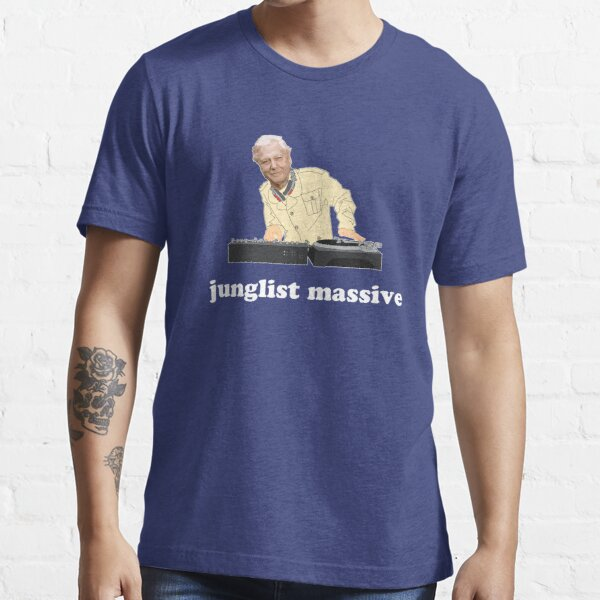 Junglist Massive Essential T-Shirt