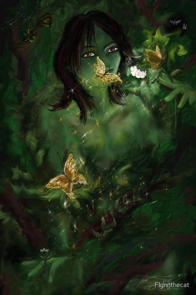 Mystery by Flynnthecat